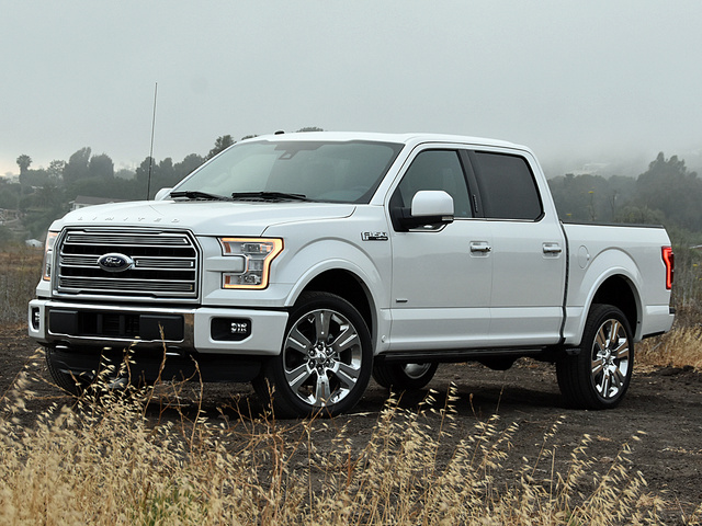 Ford Trucks 2016 >> 2016 Ford F 150 Pictures Cargurus