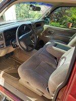 Picture of 1998 Chevrolet C/K 2500 Silverado Extended Cab LB, interior