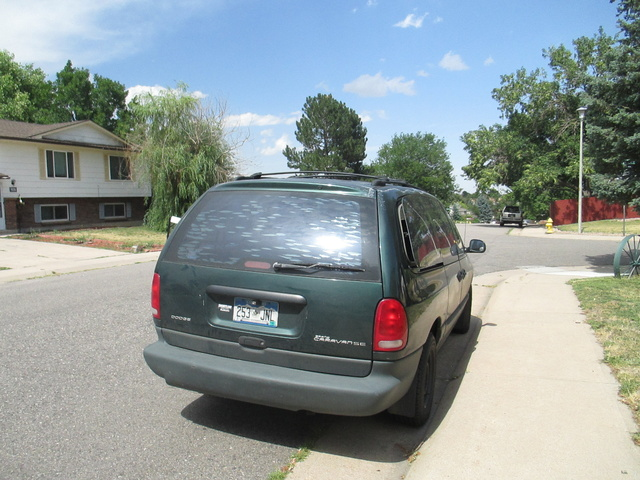 Picture of 1997 Dodge Grand Caravan 3 Dr SE Passenger Van Extended