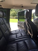 Picture of 2005 Mercedes-Benz G-Class G500 Grand Edition, interior