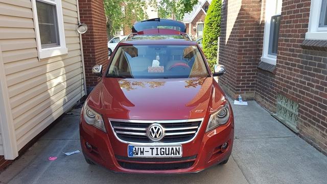 Foto de un 2011 Volkswagen Tiguan