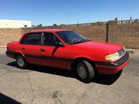 Picture of 1991 Mercury Topaz 4 Dr GS Sedan, exterior
