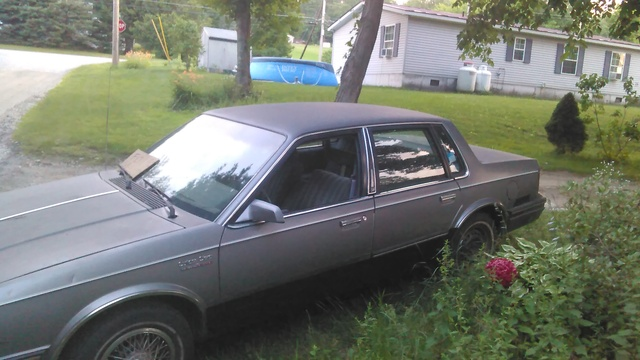 Picture of 1985 Oldsmobile Cutlass Ciera, exterior