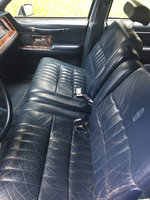 Picture of 1992 Lincoln Town Car Executive, interior