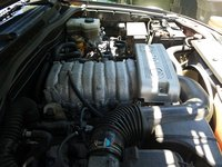 Picture of 2004 Toyota 4Runner Limited 4WD, engine