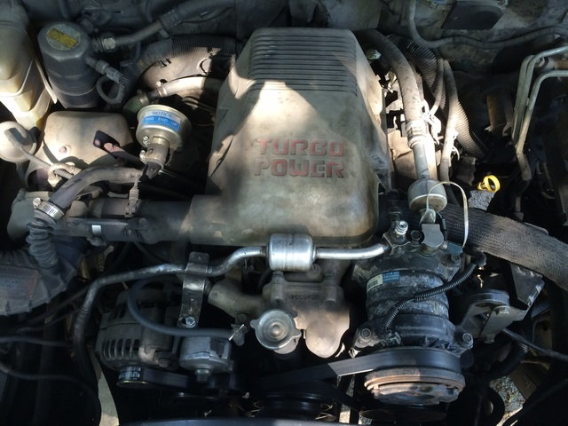 Picture of 1996 Chevrolet C/K 2500 Silverado Extended Cab LB HD, engine