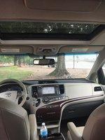 Picture of 2012 Toyota Sienna XLE 7-Passenger, interior