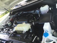 Picture of 2013 Nissan NV Cargo 1500 S, engine