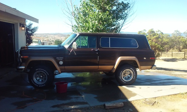 Picture of 1979 Jeep Cherokee