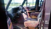 Picture of 1992 Dodge Ram Van 3 Dr B250 Maxi Cargo Van Extended, interior