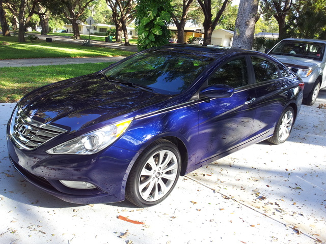 Picture of 2012 Hyundai Sonata Limited FWD
