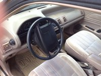 Picture of 1994 Mercury Topaz 4 Dr GS Sedan, interior