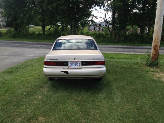 Picture of 1994 Mercury Topaz 4 Dr GS Sedan