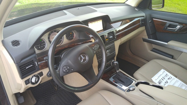 Picture Of 2011 Mercedes Benz GLK Class GLK 350, Interior, Gallery_worthy