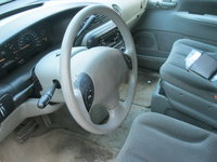 Picture of 1996 Dodge Caravan 3 Dr LE Passenger Van, interior