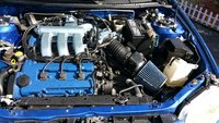 Picture of 2003 Mazda Protege ES, engine