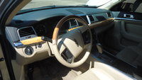 Picture of 2009 Lincoln MKS AWD, interior