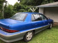 Picture of 1995 Buick Skylark Custom Sedan FWD, exterior, gallery_worthy