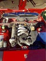 Picture of 1983 Porsche 944 STD Hatchback, engine