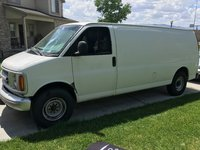Picture of 1999 Chevrolet Express Cargo 3 Dr G3500 Cargo Van Extended, exterior