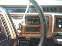 Picture of 1989 Cadillac Fleetwood Base Sedan, interior