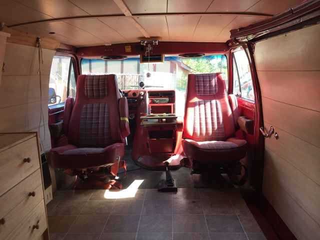 Picture Of 1980 Chevrolet Chevy Van Interior Gallery Worthy