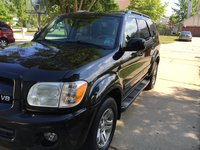 Picture of 2007 Toyota Sequoia 4 Dr SR5 V8 4WD, exterior