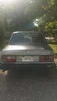 1989 Volvo 480 Overview