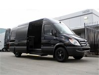 Picture of 2013 Mercedes-Benz Sprinter 2500 170 WB Extended Passenger Van
