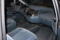 Picture of 1992 Toyota Previa 3 Dr LE All-Trac AWD Passenger Van, interior