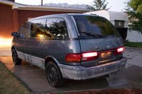 Picture of 1992 Toyota Previa 3 Dr LE All-Trac AWD Passenger Van, exterior