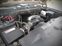Picture of 2008 Chevrolet Silverado 3500HD Work Truck Crew Cab, engine