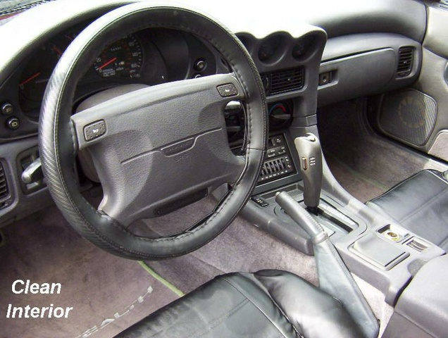Dodge Stealth Dr Es Hatchback Pic X on 1992 dodge spirit r t
