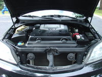 Picture of 2005 Kia Sorento LX, engine