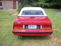 Picture of 1987 Chevrolet Cavalier RS Convertible, exterior