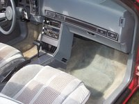 Picture of 1987 Chevrolet Cavalier RS Convertible, interior