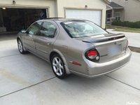 Picture of 2001 Nissan Maxima SE, exterior