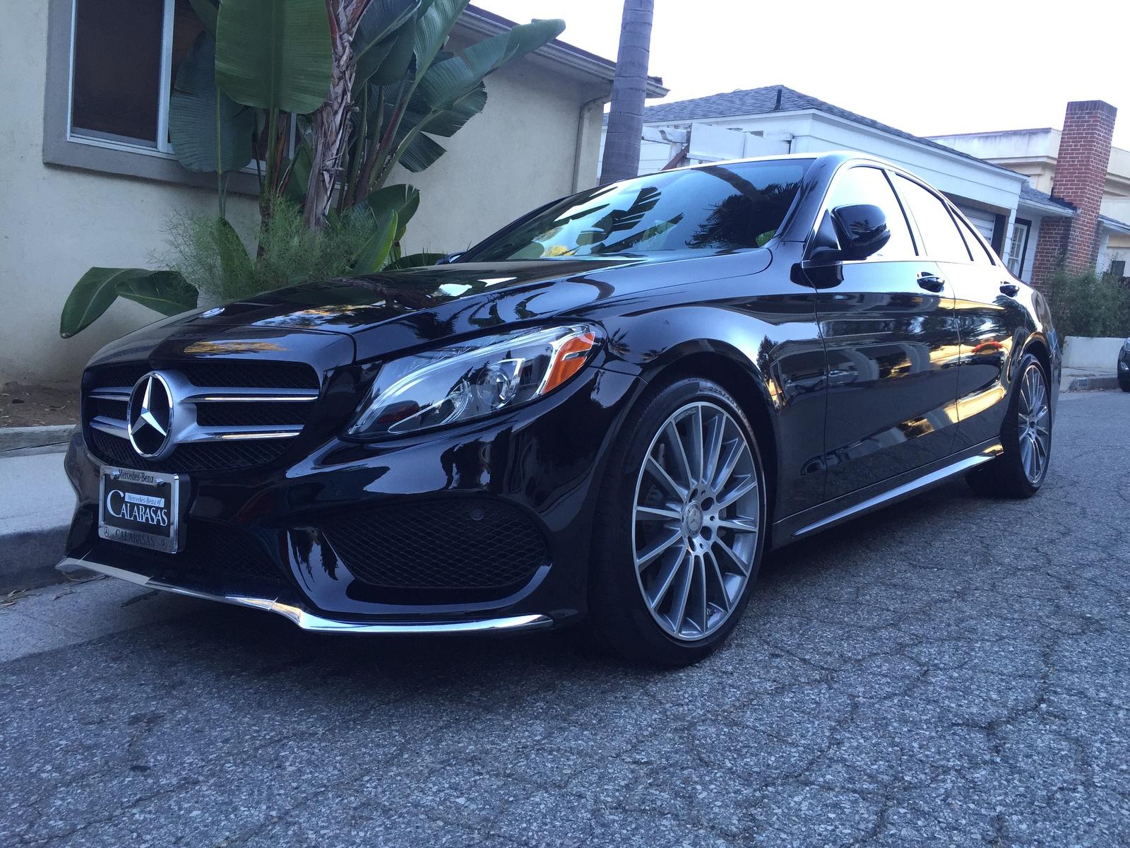 My 2016 Mercedes C300
