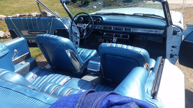 Ford Galaxie Pic X