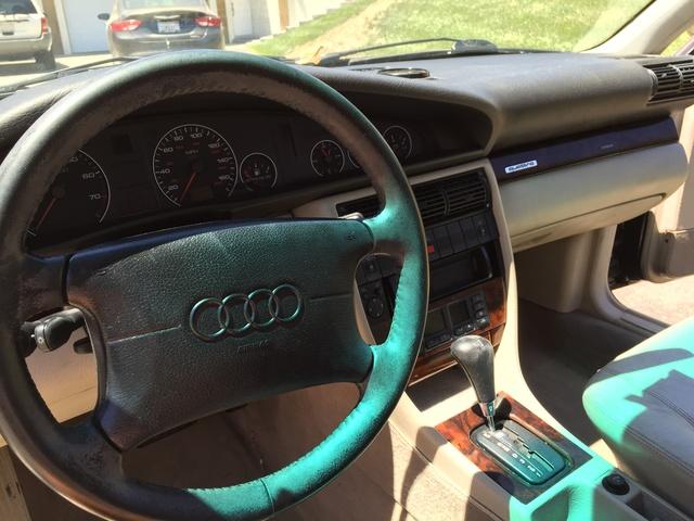 1997 Audi A6 Interior Pictures Cargurus