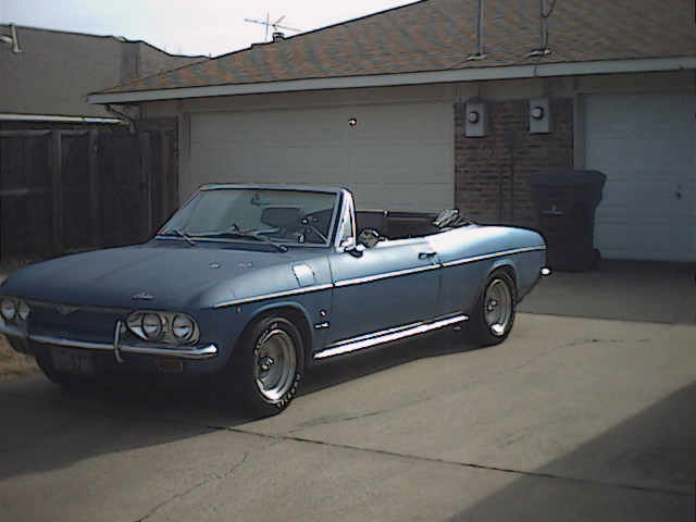 Picture of 1966 Chevrolet Corvair