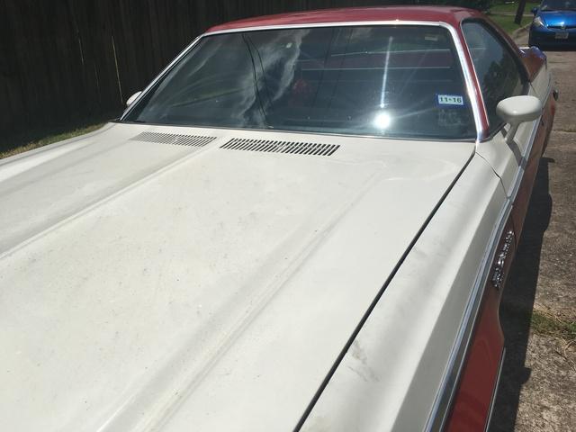 Picture of 1975 Chevrolet El Camino, exterior, gallery_worthy