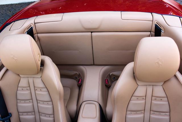 2010 Ferrari California Interior Pictures Cargurus