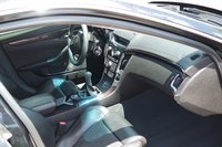 Picture of 2011 Cadillac CTS-V Wagon, interior