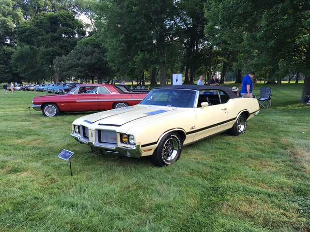Picture of 1972 Oldsmobile 442