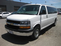 Picture of 2013 Chevrolet Express 3500 1LT Extended RWD, gallery_worthy