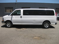 Picture of 2013 Chevrolet Express 3500 1LT Extended RWD, exterior, gallery_worthy