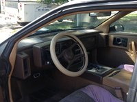 Picture of 1984 Pontiac Fiero Base, interior
