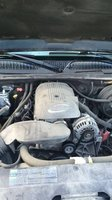 Picture of 2005 Chevrolet Silverado 1500 LS Ext Cab 2WD, engine