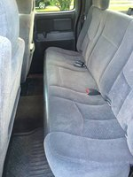 Picture of 2005 Chevrolet Silverado 1500 LS Ext Cab 2WD, interior
